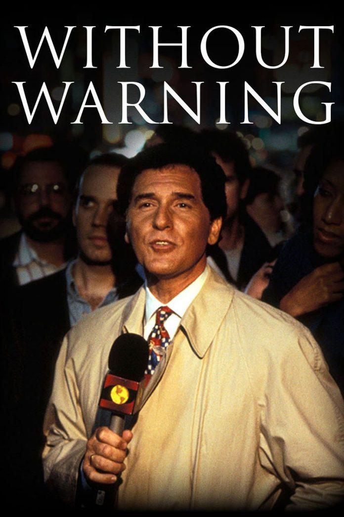 Filmen: Without Warning. Filmaffisch: Warner Bros.