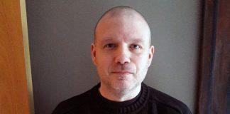 Patrik Nyberg - Pressfoto: eget verk