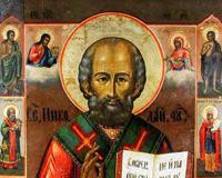 Saint Nicholas alias tomten