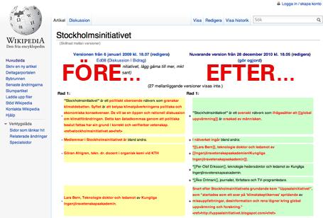 VoF på Wikipedia
