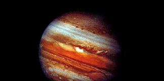 Jupiter - Image credit: NASA