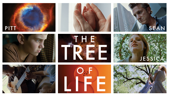 Tree of life, movie