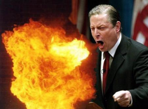 Al Gore Global Warms