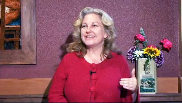 Susan Lindauer former CIA