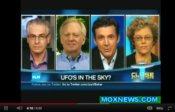 UFO panel