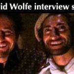 David Wolf and Shervin Boloorian