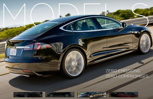 Tesla Motors, Model S