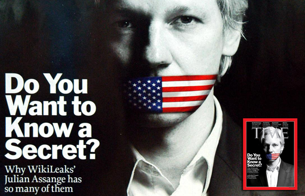 Julian Assange in Time 2010-12-13