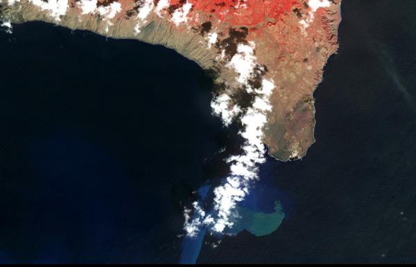 El Hierro, vulcano