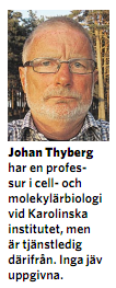 Johan Thyberg