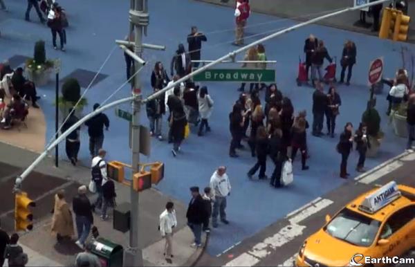 New York, live feed, web cam