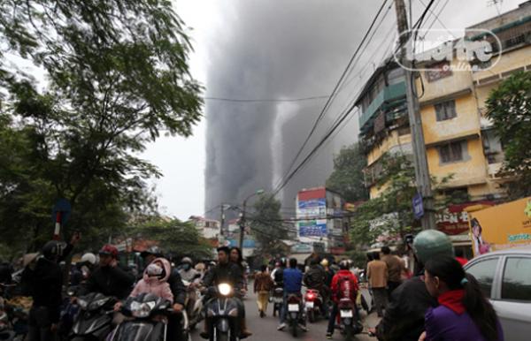 Hanoi höghus 33 våningar
