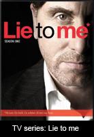 Lie to me, TV series, DVD, Tim Roth