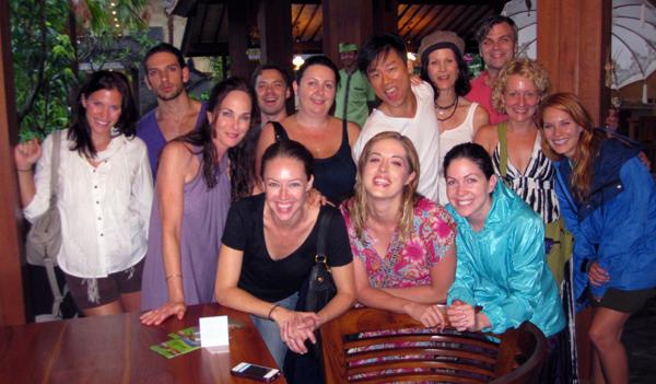 Candace Bali group