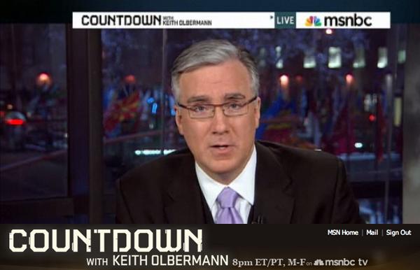 Keith Olbermann - MSNBC.com