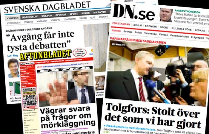 Medierna - Montage: NewsVoice, pixelerat