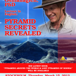 Pyramid Secrets Bosnia Lecture 2012 Stockholm Gothenburg