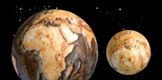 teori jorden expanderar