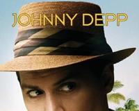 The Rum Diary, Jonnhy Depp - Filmaffisch