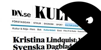 Kristina Lindquist - Grafik: NewsVoice.se baserat på skärmdump från DN.se