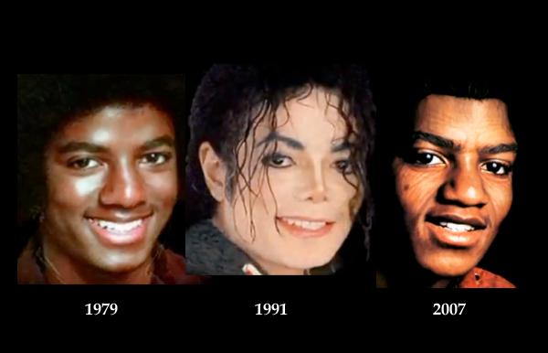 Michael Jackson ages
