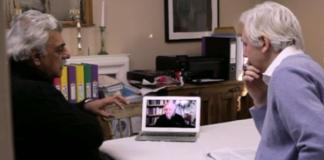 Julian Assange, Noam Chomsky, Tariq Ali - Foto: RT.com