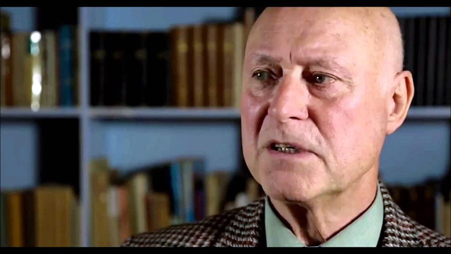 Barrie Trower, 2012. Foto: EMFCommunity.com