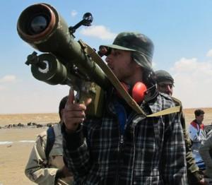Syrian Rebels get Stingers