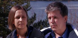 Mats Sederholm och Linda Bjuvgard, Robotfolket