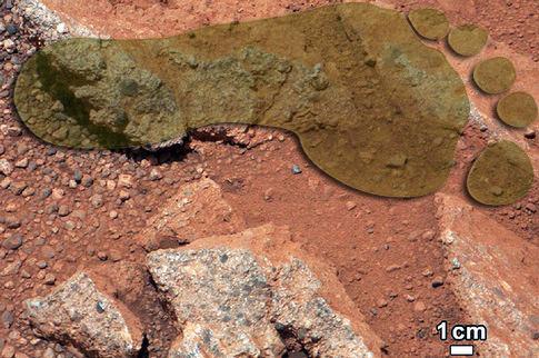 NASA, Mars, vatten