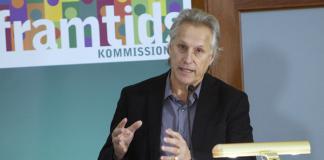 Framtidens civilsamhälle, Lars Trägårdh
