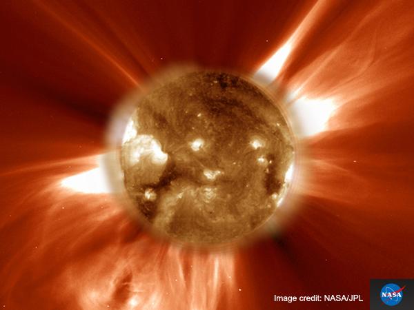 Solstorm - Image credit: NASA/JPL