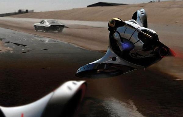 Moto Drones - Bild: Carbuzz.com
