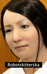 Robotsköterska - Produktfoto: Kokoro