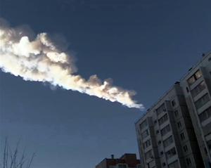 226 kg tung meteor över New York, Michigan, Ohio