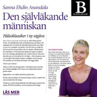 Den självläkande människan av Sanna Ehdin Anandala
