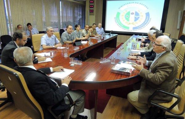 Brasilianska försvarsministeriet