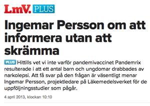 Pandemrix LMV