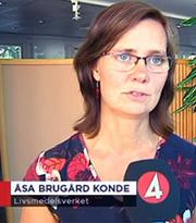 Åsa Brugård Konde