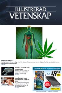Illustrerad Vetenskap om cannabis