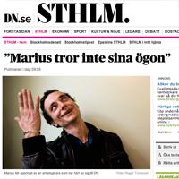 Marius fd uteliggare