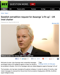RT.com Assange May 2013