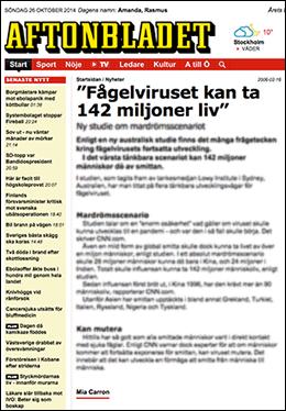 Fagelinfluensa-kan-ta-142-miljoner-liv