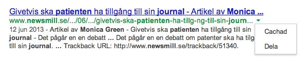 Newsmill cashad artikel
