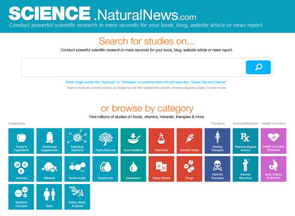 SCIENCE.naturalnews.com