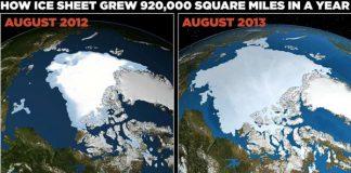 Arktis, is