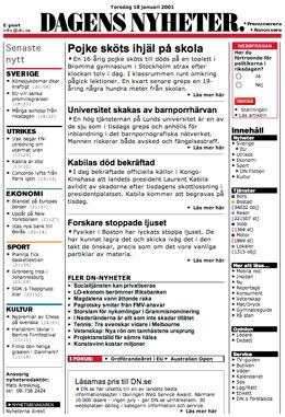 DN.se-18januari-2001
