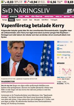 John Kerry,   mutad