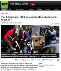Nairobi-killings