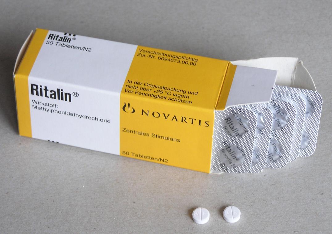 Brev: Läkemedelsverkets hemliga Ritalinmöte med läkemedelsbolaget Novartis